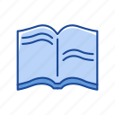 bible, book, magazine, news paper icon