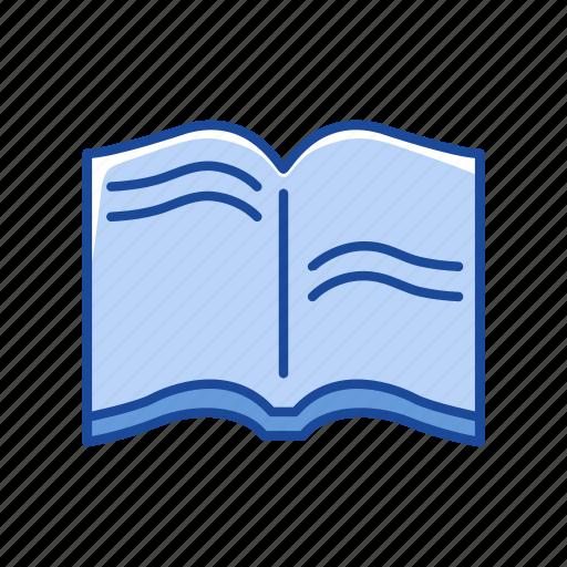 bible, book, magazine, news paper icon