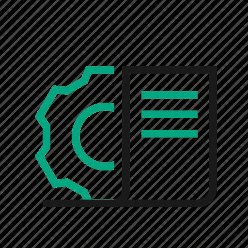 api, cms, interface, software icon