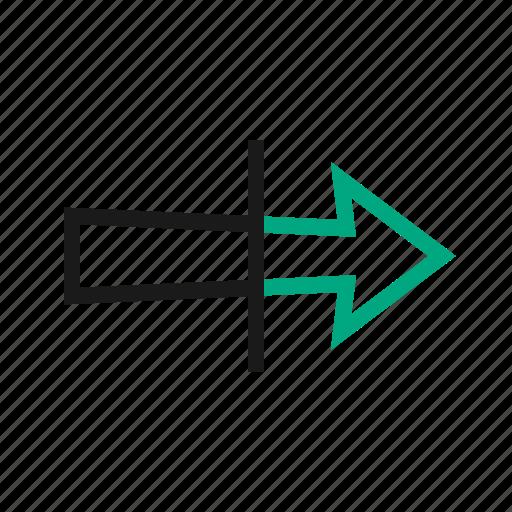 conversion, cor, rate icon