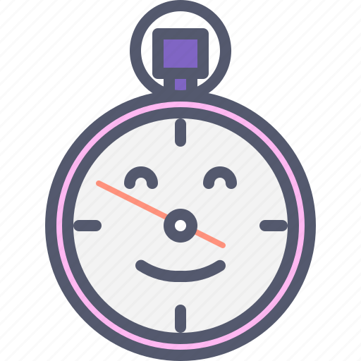 Clock, clown, time, watch icon - Download on Iconfinder