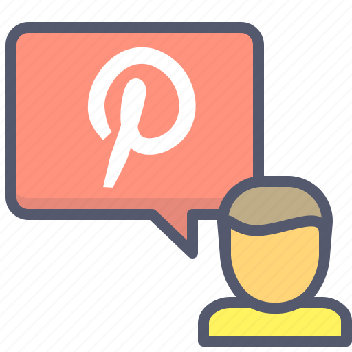 Media, network, pinterest, share, social icon - Download on Iconfinder