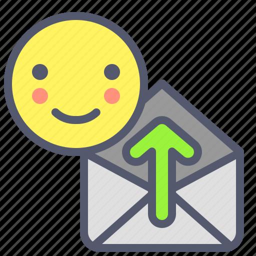 Download, envelope, mail, message, send icon - Download on Iconfinder