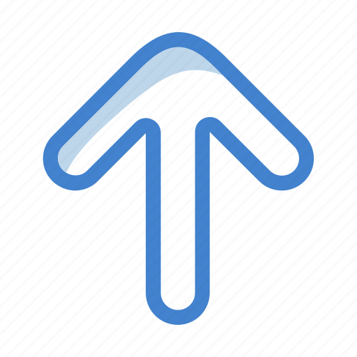 arrow, arrows, direction, move, top, up, upload icon