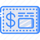 coupon, marketing, retail, sales, selling icon