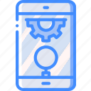 marketing, mobile, retail, sales, selling icon