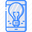 idea, marketing, mobile, retail, sales, selling icon