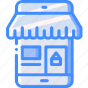 marketing, retail, sales, selling, store icon