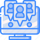 location, marketing, retail, sales, selling, user icon