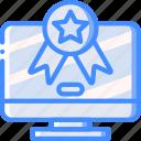 award, desktop, marketing, retail, sales, selling icon