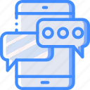 marketing, messaging, mobile, retail, sales, selling icon