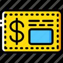coupon, marketing, retail, sales, selling icon