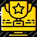 desktop, marketing, retail, reward, sales, selling icon