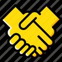 hand, marketing, retail, sales, selling, shake