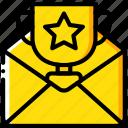 mail, marketing, retail, reward, sales, selling icon