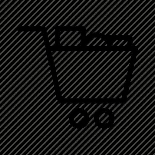 cart, market, marketplace, shop, store icon