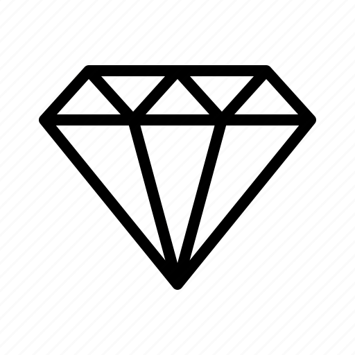 diamond, market, marketplace, quality, shop, store icon