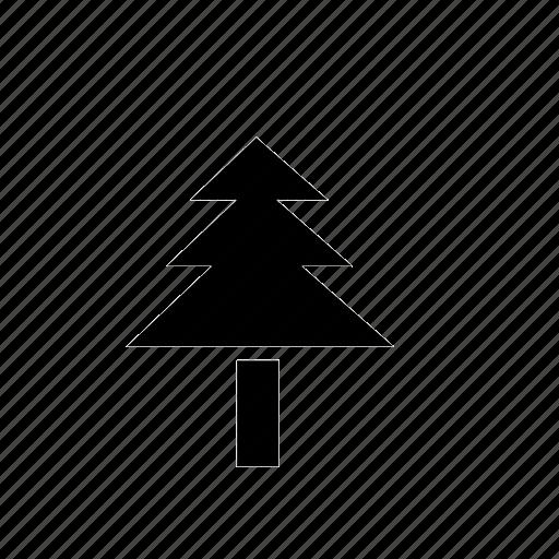 34, christmas tree icon