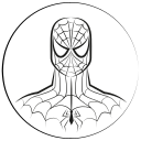 avatar, marvel hero, spiderman, super hero icon