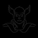 avatar, marvel hero, thor icon