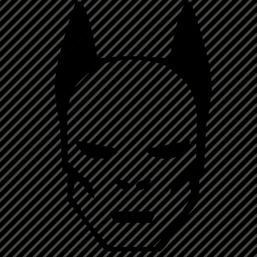 avatar, batman, comics, face, head, hero, mask icon
