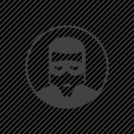 avatar, comics, face, head, mask, robin icon