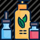 aromatherapy, body, cream, hygiene, skin, treatment, wellness icon