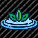 environment, fresh, green, healthy, natural, organic, symbol icon