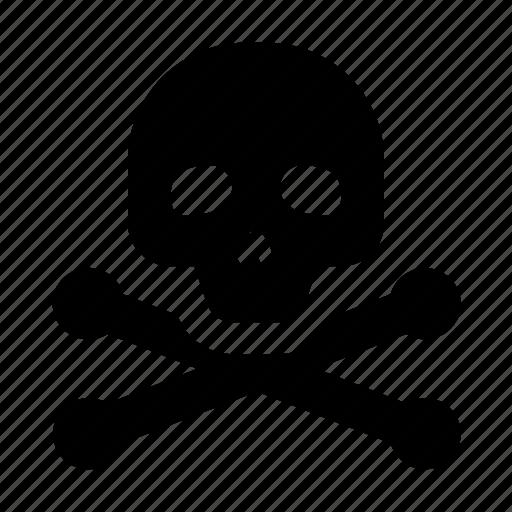 danger, death, highvoltage, jolly, poison, roger, skull icon