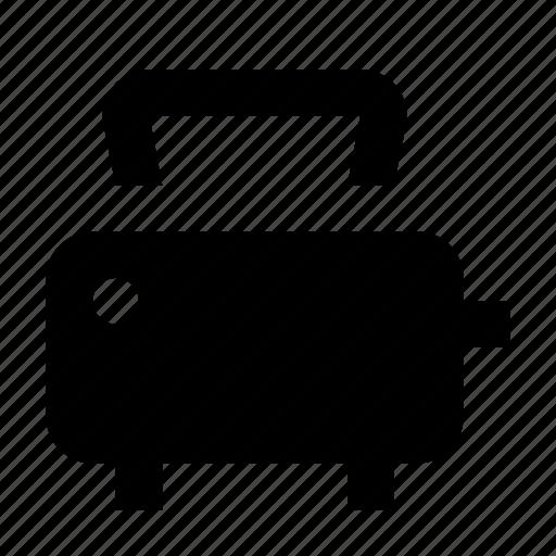 appliance, toaster icon