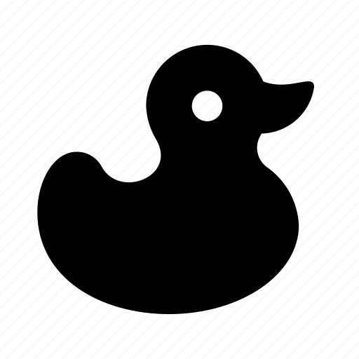 bath, duck, rubberduck icon