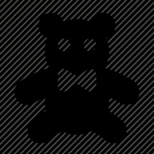 bear, present, teddy icon
