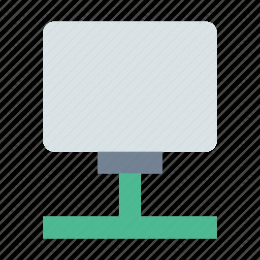 network, workstation icon