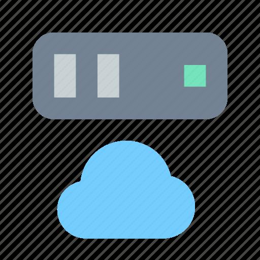 Cloud, server icon - Download on Iconfinder on Iconfinder