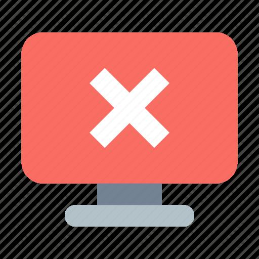Broken, mac, pc icon - Download on Iconfinder on Iconfinder