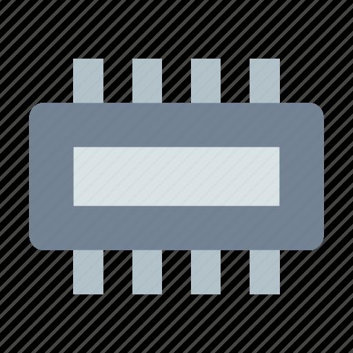 chip, chipset, hardware icon