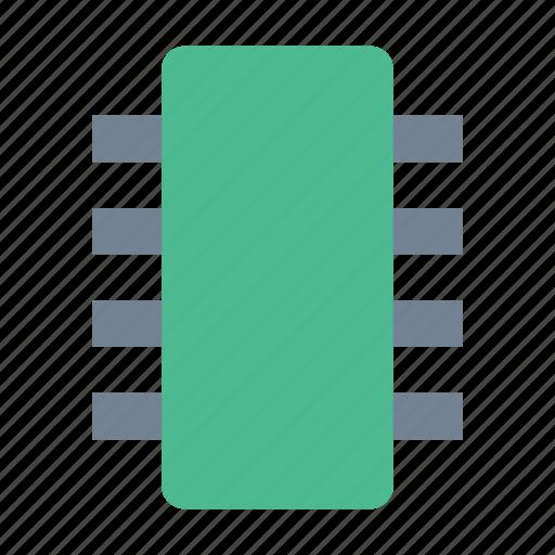 Chip, hardware icon - Download on Iconfinder on Iconfinder