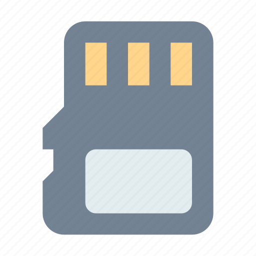 Card, micro, sd icon - Download on Iconfinder on Iconfinder