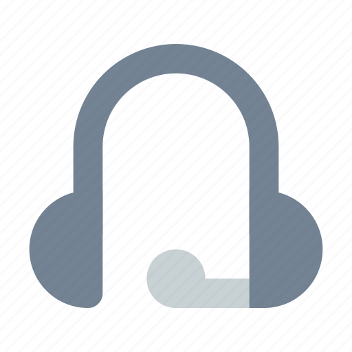 Headphones, headset, support icon - Download on Iconfinder
