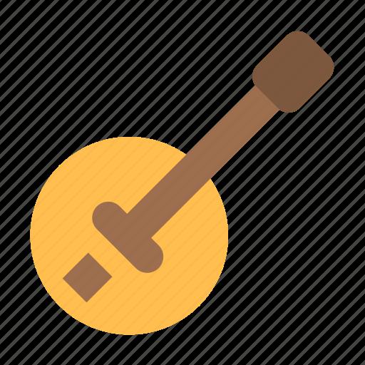 banjo, music icon