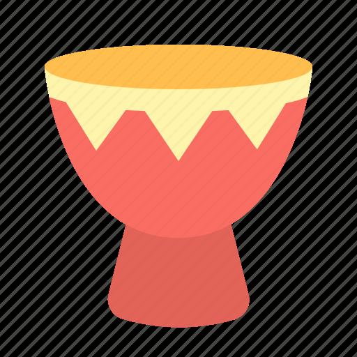 African, drum, instrument icon - Download on Iconfinder