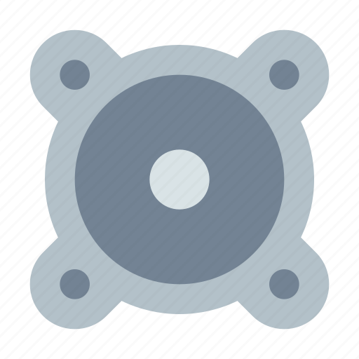 Bass, monitor, speaker icon - Download on Iconfinder