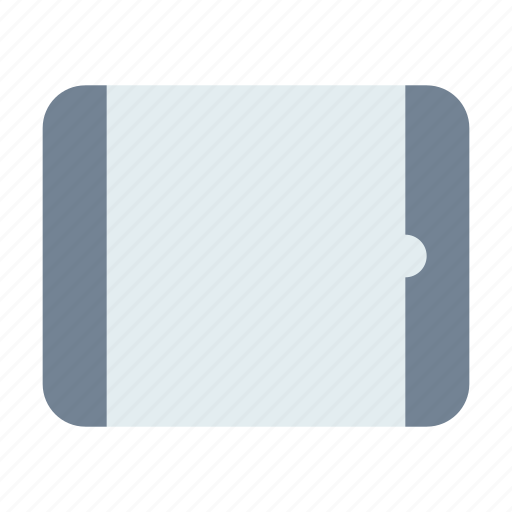 Horizontal, ipad, tablet icon - Download on Iconfinder