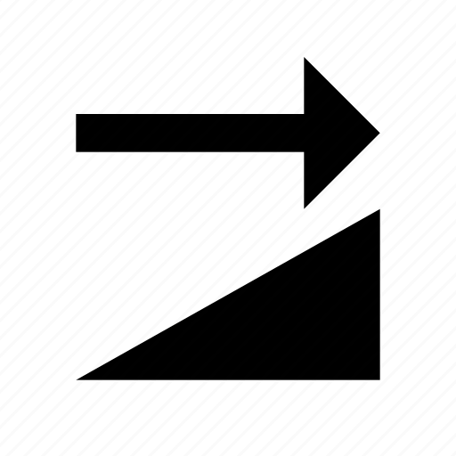 ascending, filter, sort, up, volume icon
