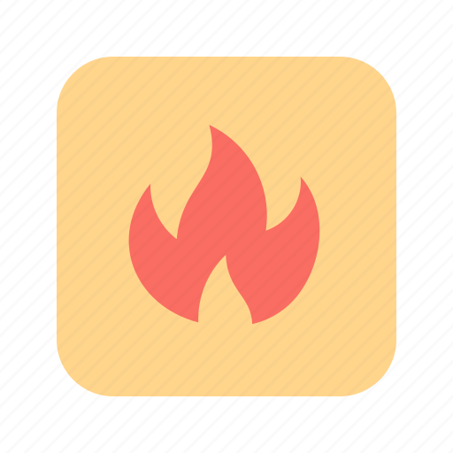Fire, grill, kitchen icon - Download on Iconfinder
