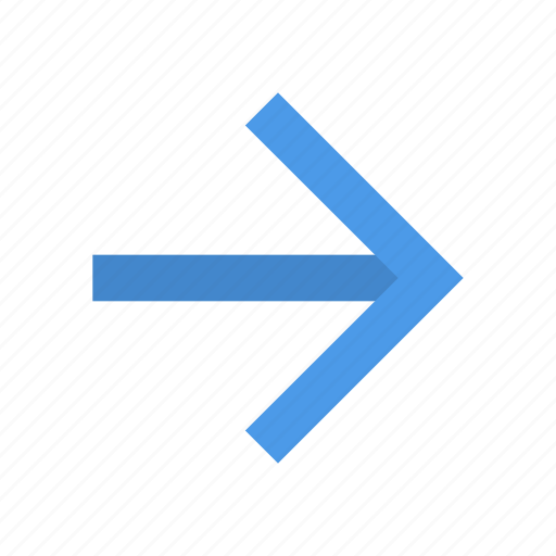 Arrow, next, right icon - Download on Iconfinder
