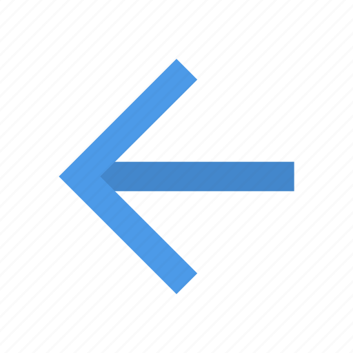 Arrow, left, previous icon - Download on Iconfinder