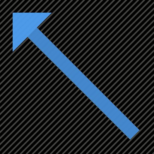Arrow, left, up icon - Download on Iconfinder on Iconfinder