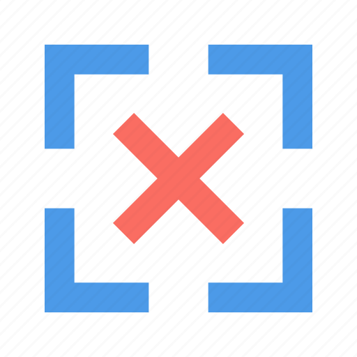 point, position, x icon