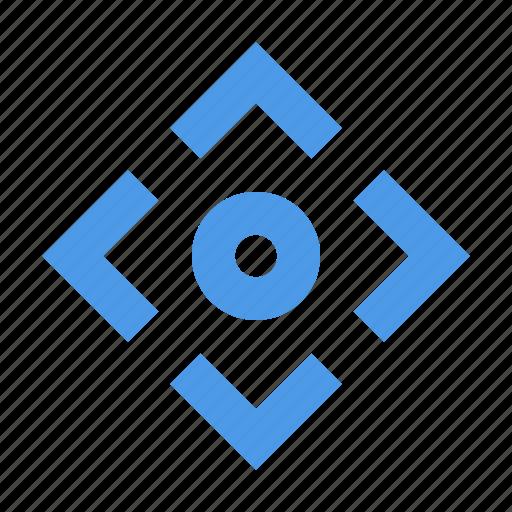 Center, focus, point icon - Download on Iconfinder